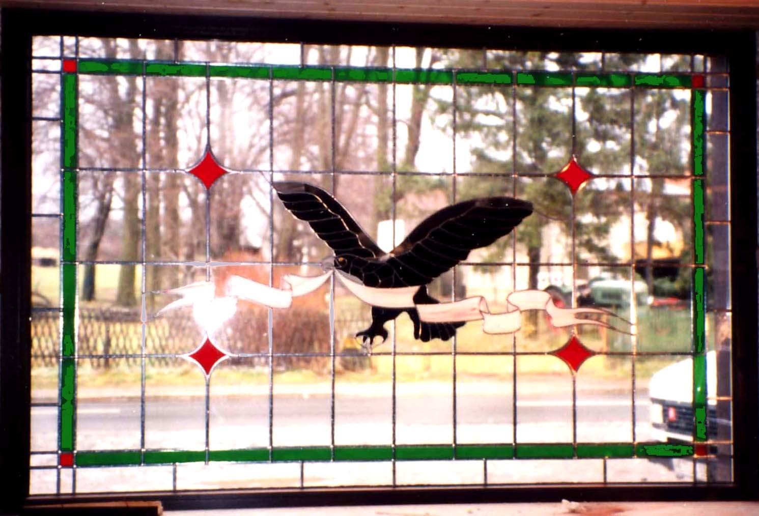 Gaststättenfenster
