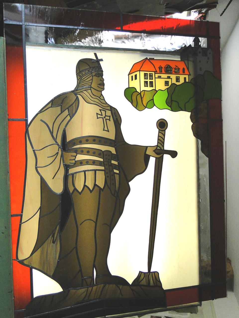 Albrecht der Bär in Ballenstedt