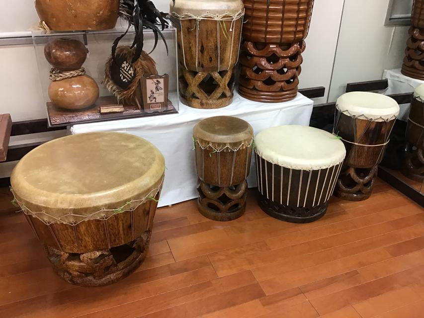 ハワイ打楽器