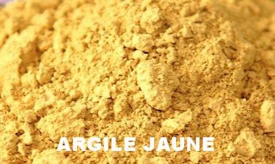AMETHIC ARGILE JAUNE
