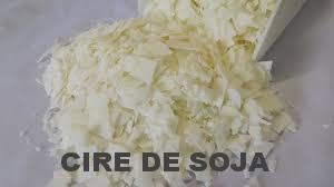 CIRE DE SOJA NATURELLE AMETHIC