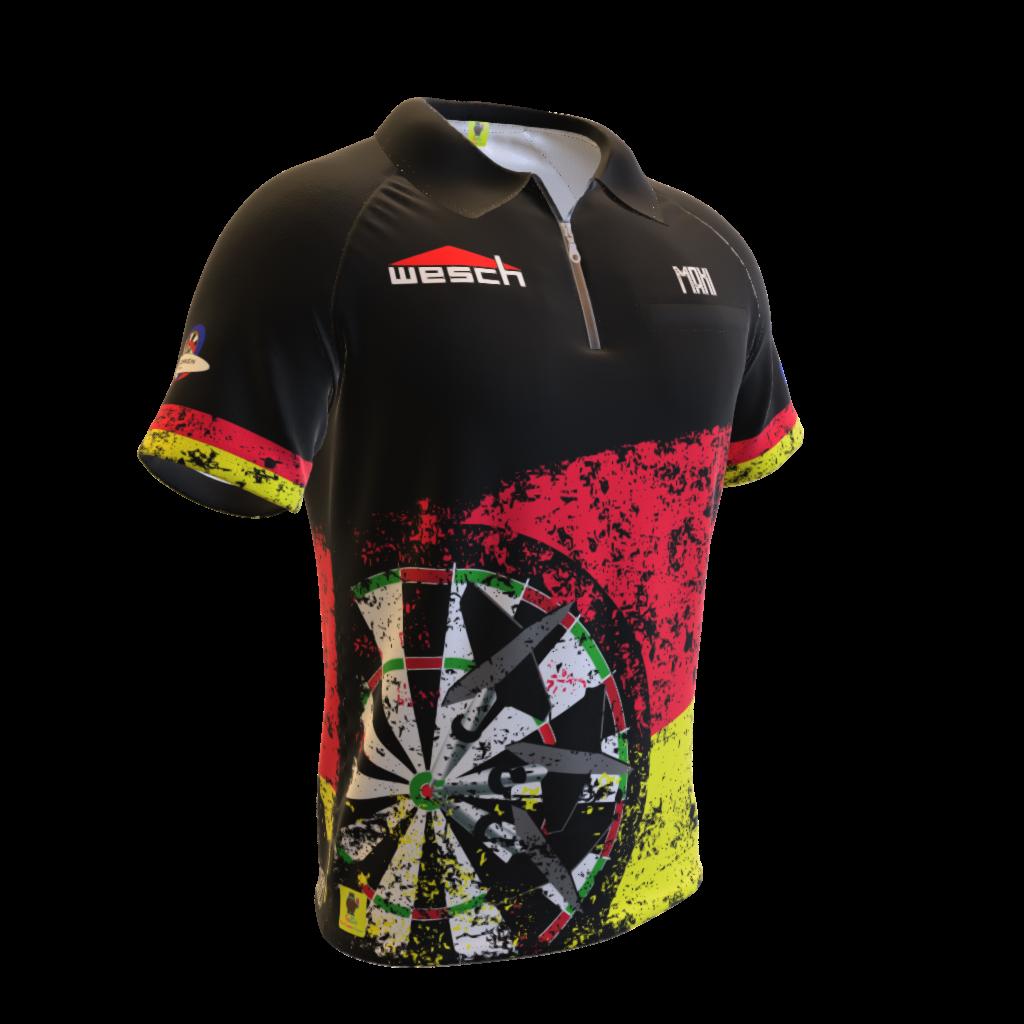 """Team Germany Shirt """"Maxi Siek"""""""