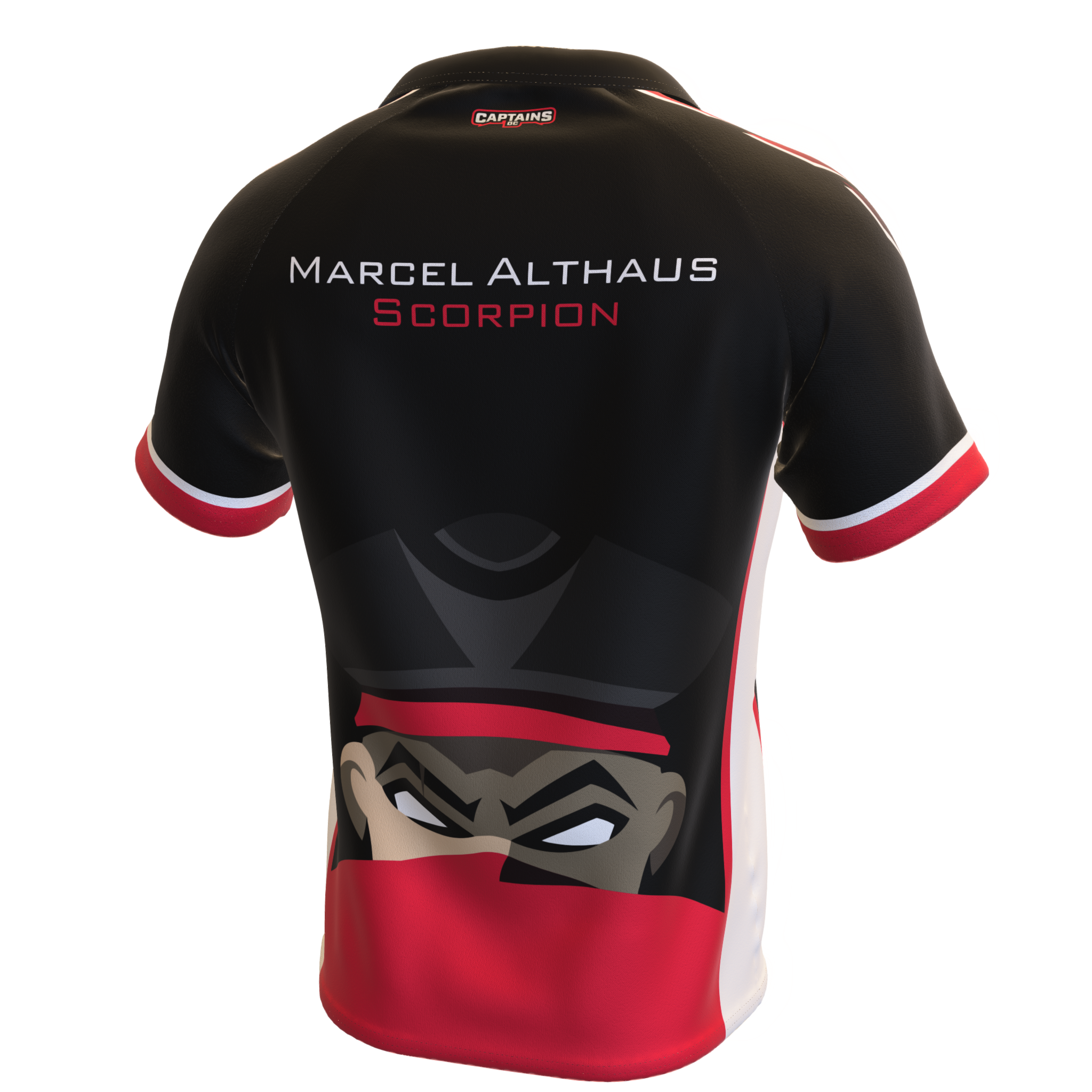 """Marcel Scorpion """"Captains DC"""""""