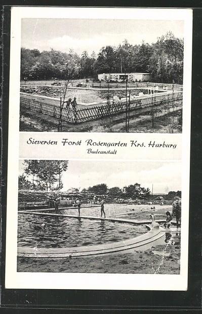 Schwimmbad Sieversen