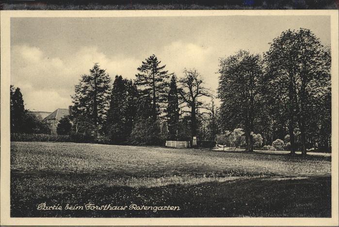 Langenrehm Forsthaus Rosengarten