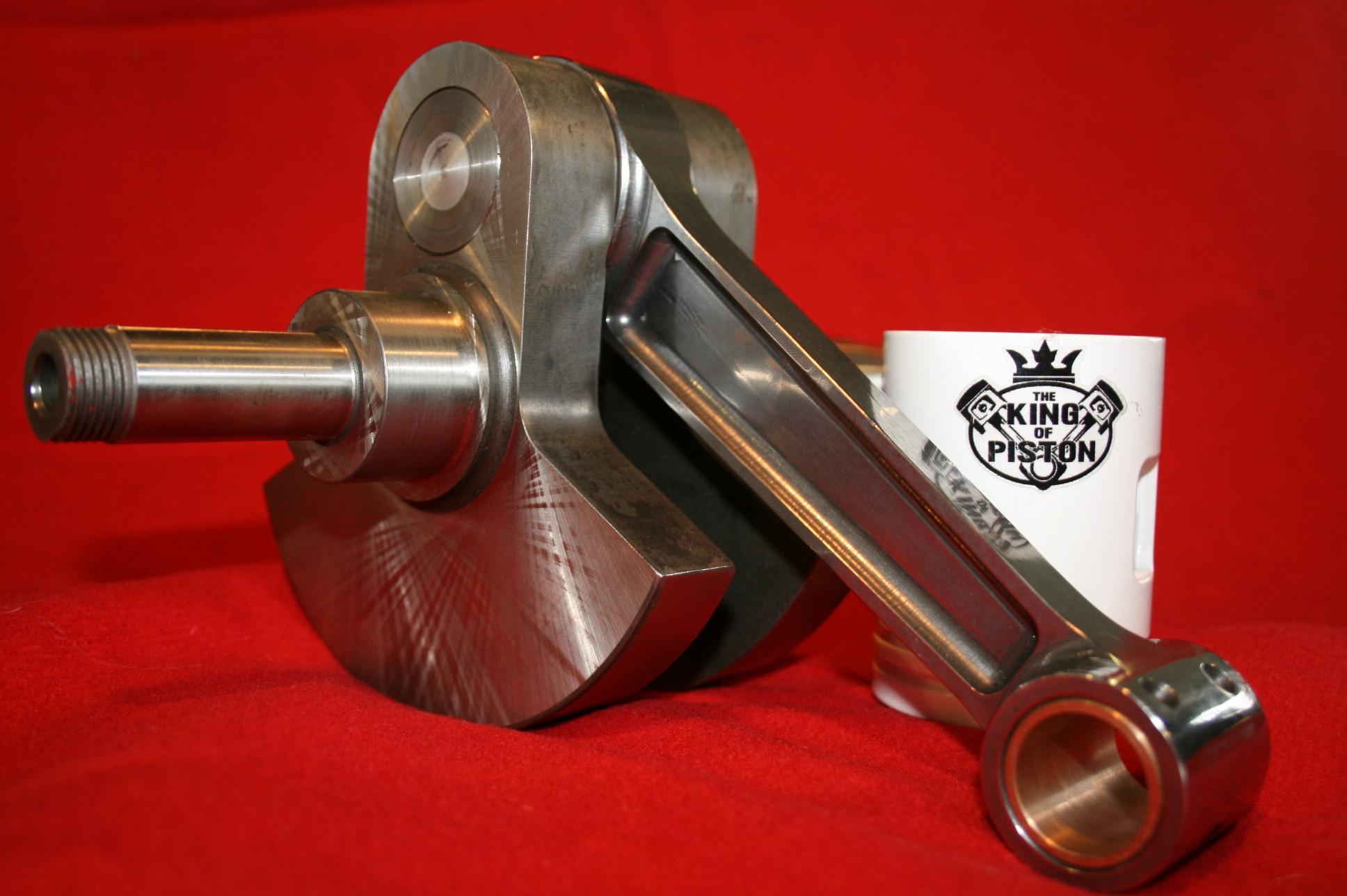 Albero motore Dondolino
