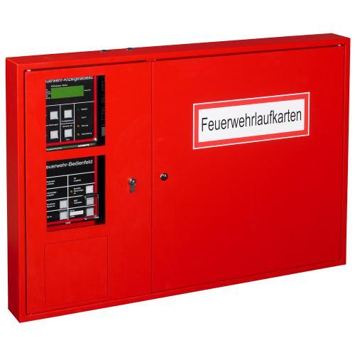 F BMA2 – ausgelöste Brandmeldeanlage in Eibelshausen
