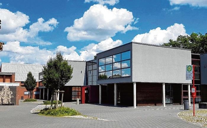 Die Grund- und Gemeinschaftsschule in der Twiete 46 in Boostedt. GGS Boostedt/Privat