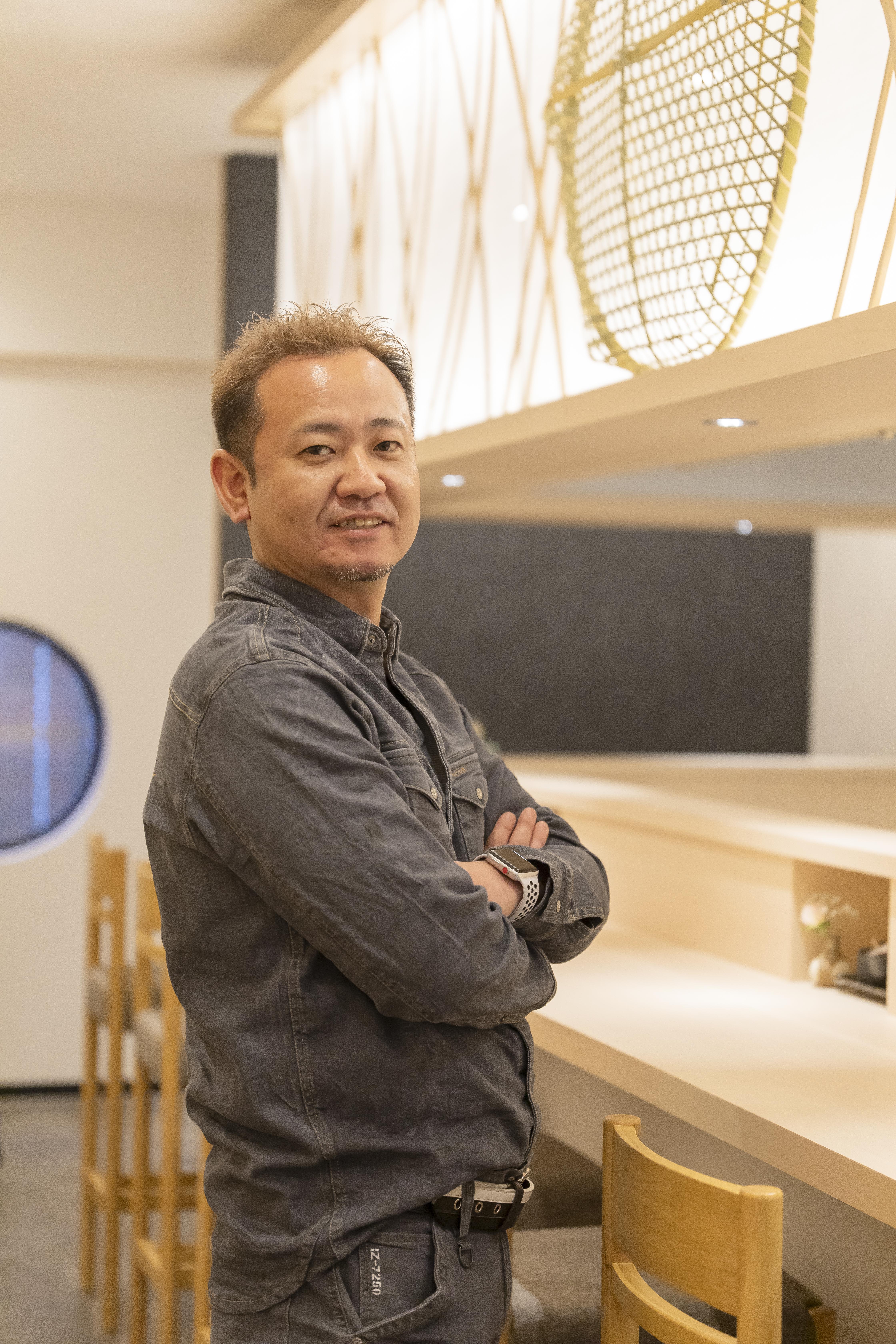 代表者 坂田達磨:TAD株式会社