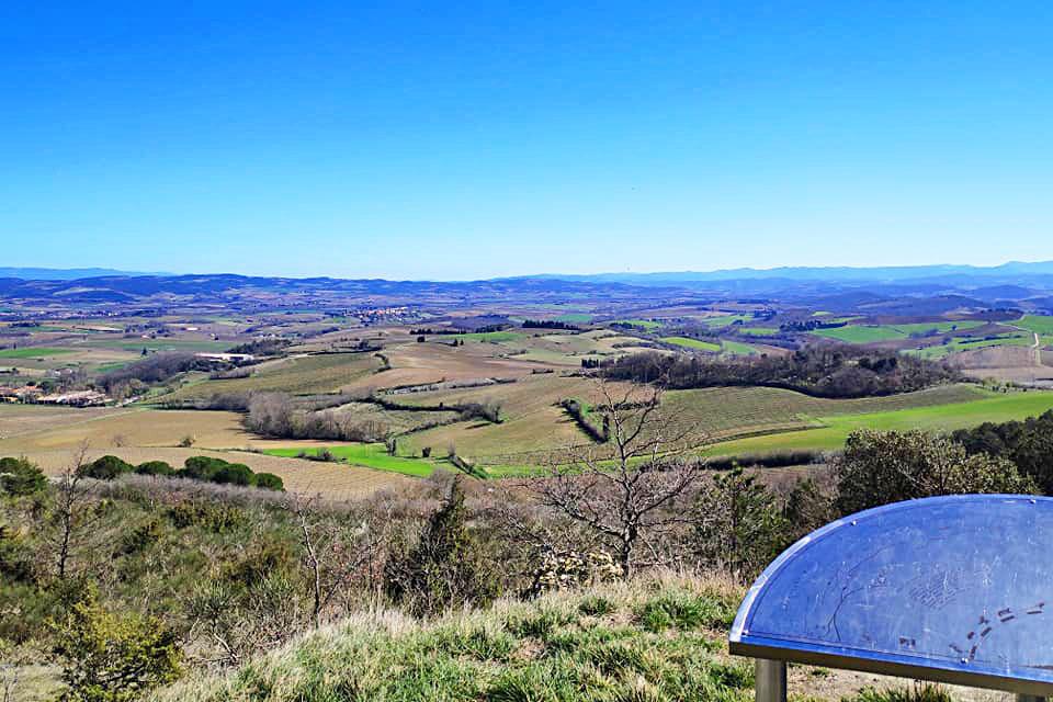 Pech des 3 Seigneurs - Alaigne - Espace VTT FFC Aude en Pyrénées