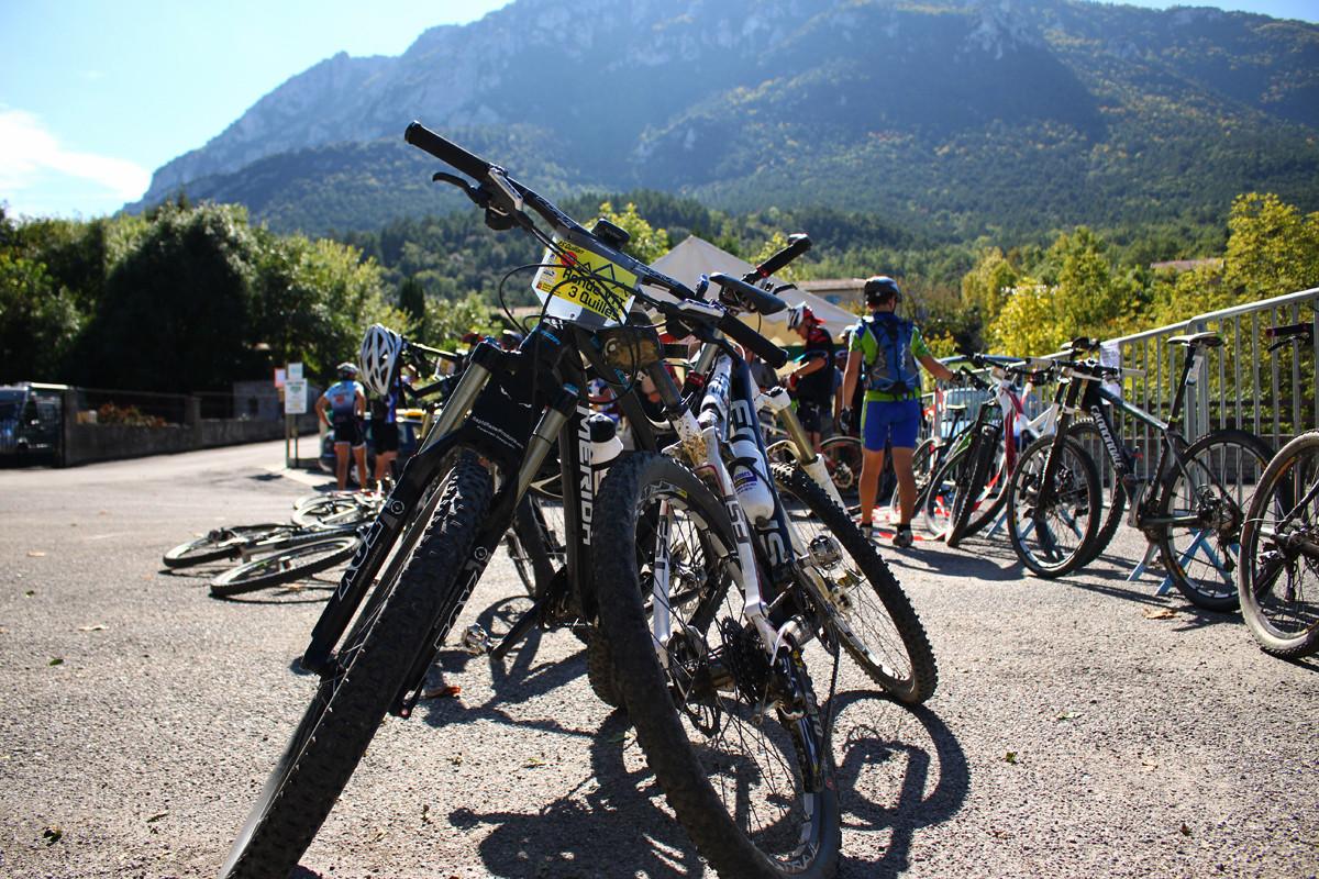 Ronde VTT des 3 Quilles 2014 - ©Photo : Sylvain Dossin