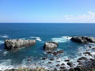 鵜戸神宮 海岸