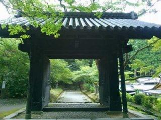 垂裕神社 黒門