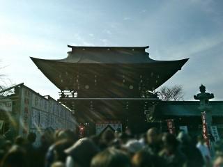宮地嶽神社 楼門