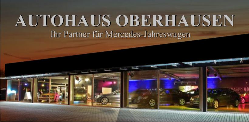 autohaus oberhausen mercedes jahreswagen spezialist. Black Bedroom Furniture Sets. Home Design Ideas