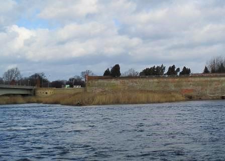 Festung Küstrin 1945