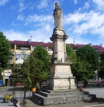 Das Denkmal für Mieszko I.