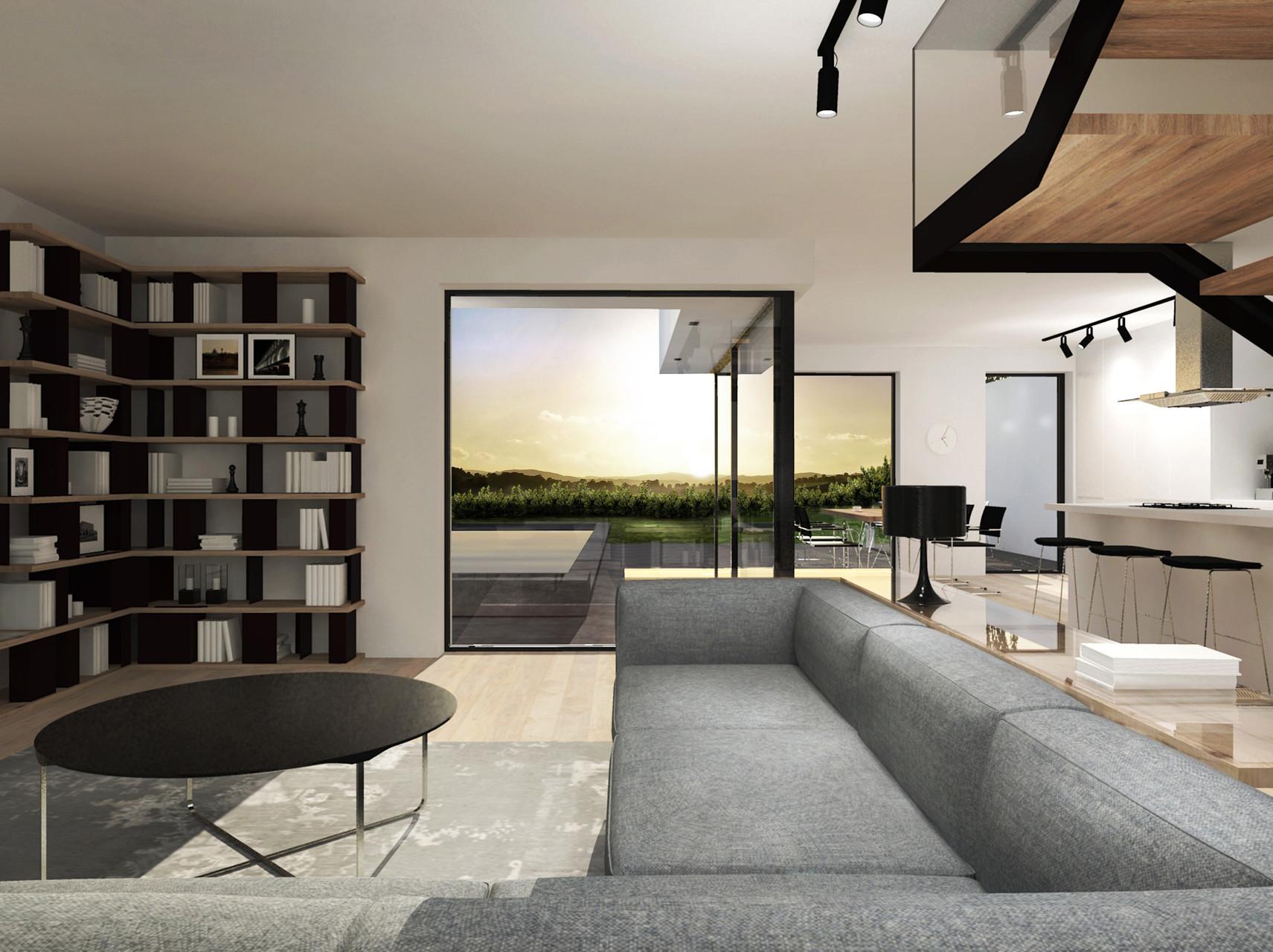 Interior Design Visualization App