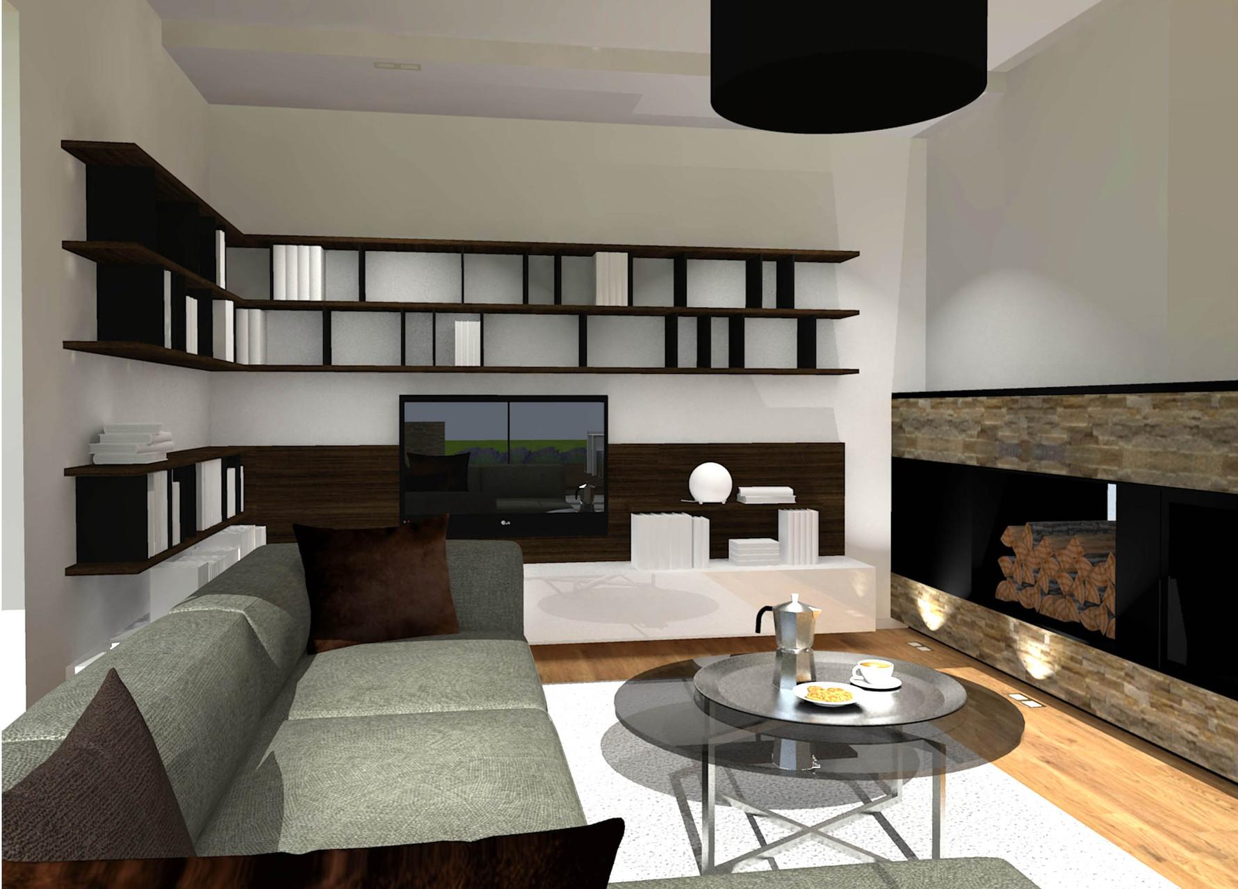 Haus M | Wohnbereich