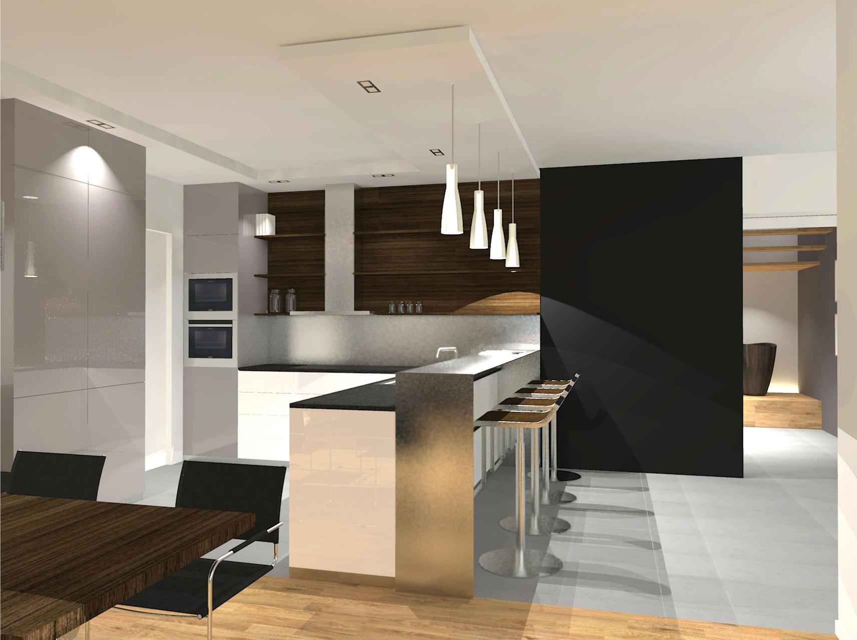 Haus M | Kueche Variante A