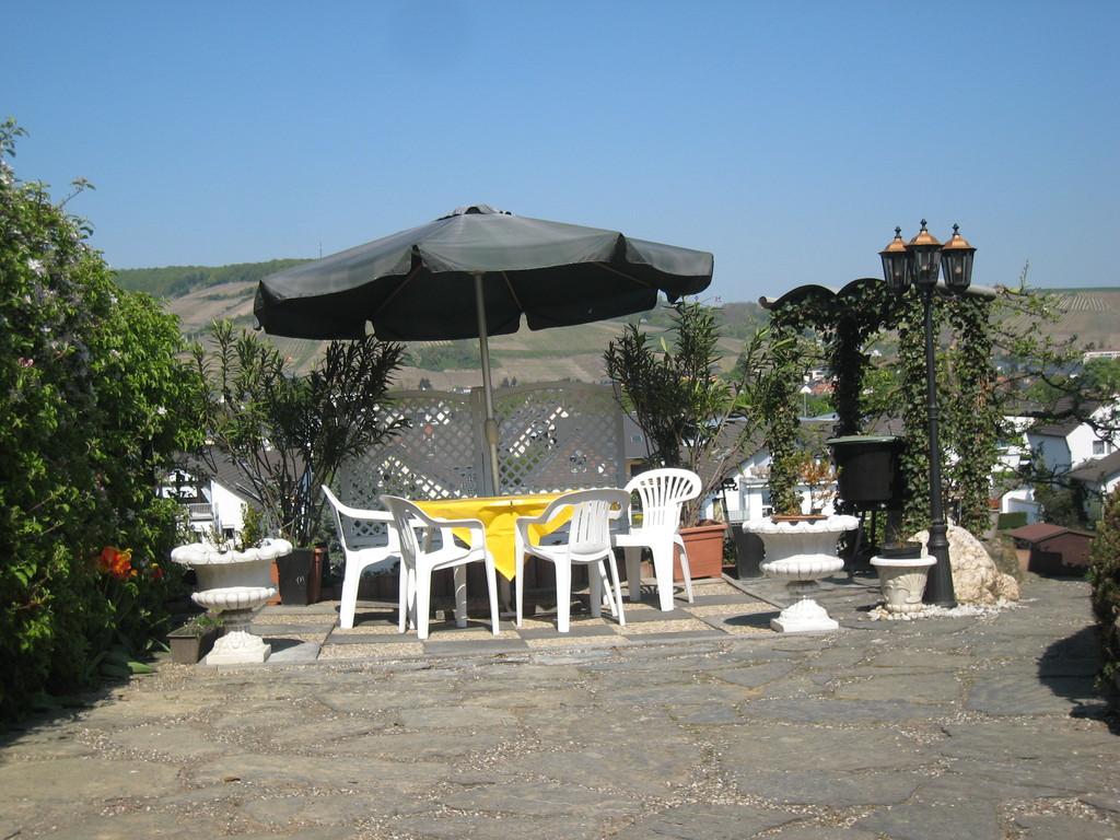Grillplatz mit Sitzplatz