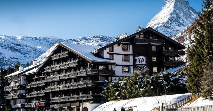 Hotel Alpenhof Zermatt