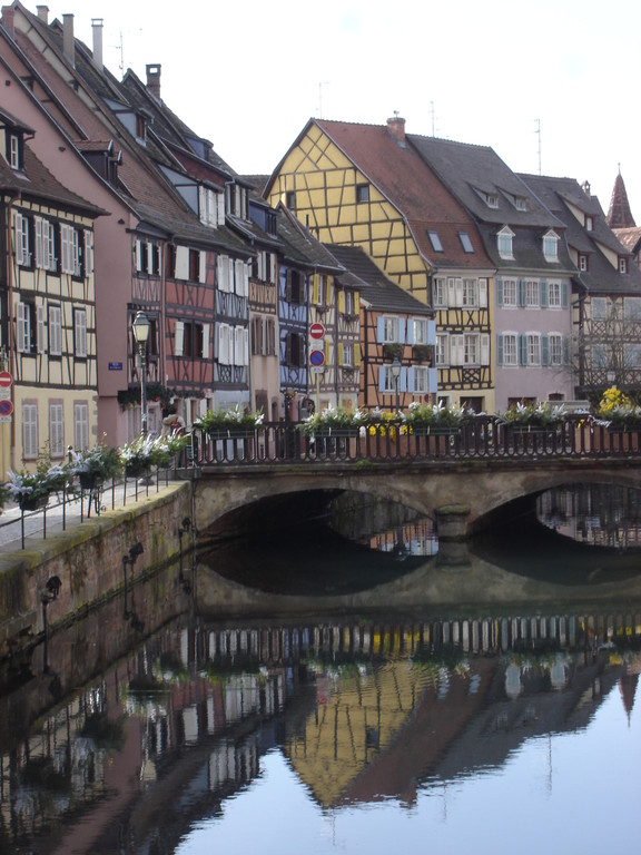 Balade à Colmar