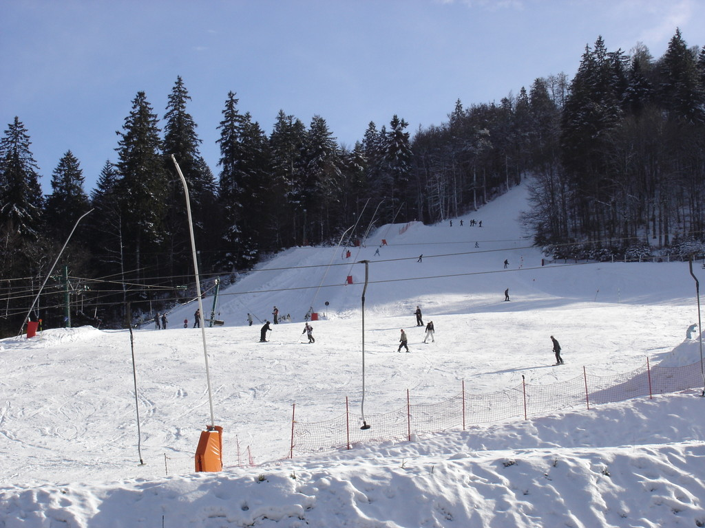 Les pistes de la Bresse-Hohneck