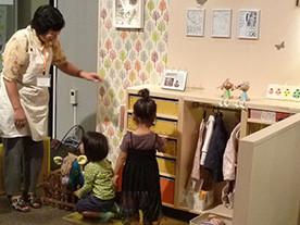 子育て世代への生活提案