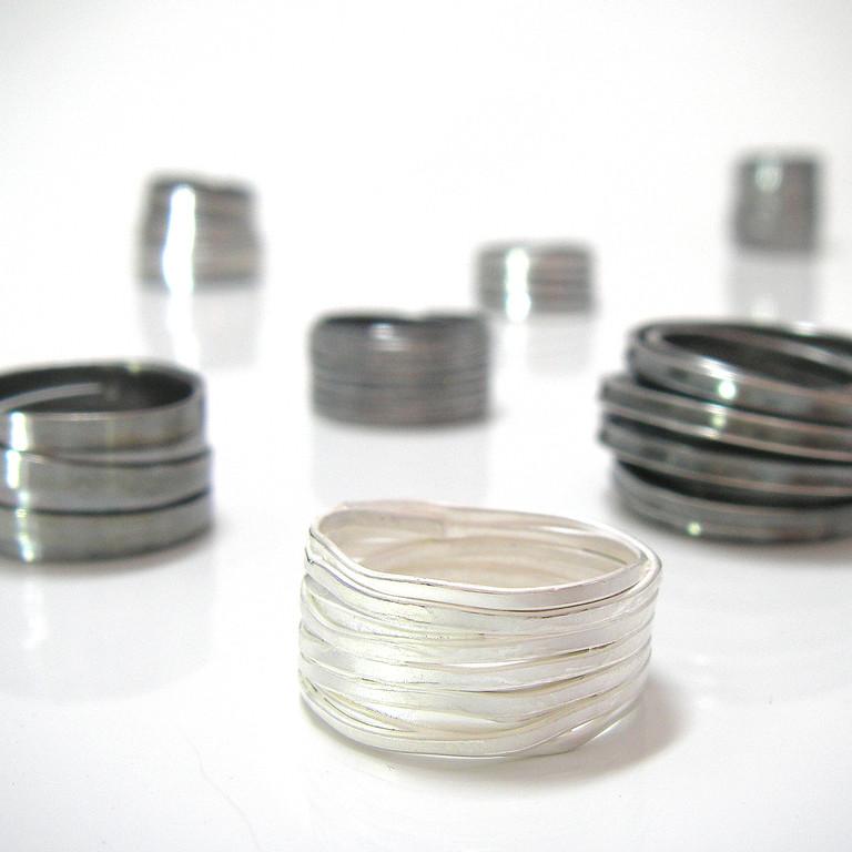 WickelRinge • Silber 925