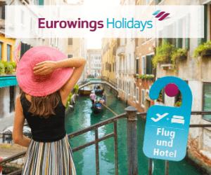 Eurowings - Pauschalreisen von HolidayCheck