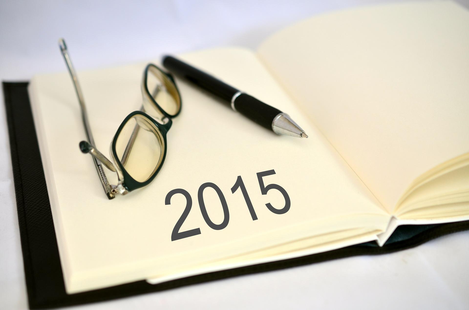 Heilen mit Zeichen - Jahresbilanz 2015