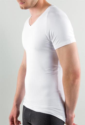 Cremer Herren-Unterhemd aus Bambus für Business und Freizeit