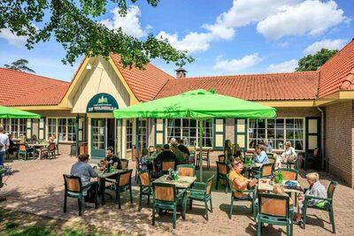 Bungalowpark op de Veluwe, Recreatiepark 't Gelloo in Ede