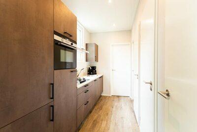 Te koop vakantiewoning op de Veluwe met interessant netto rendement per jaar, Extra opties: Sauna, jacuzzi of berging. keuken