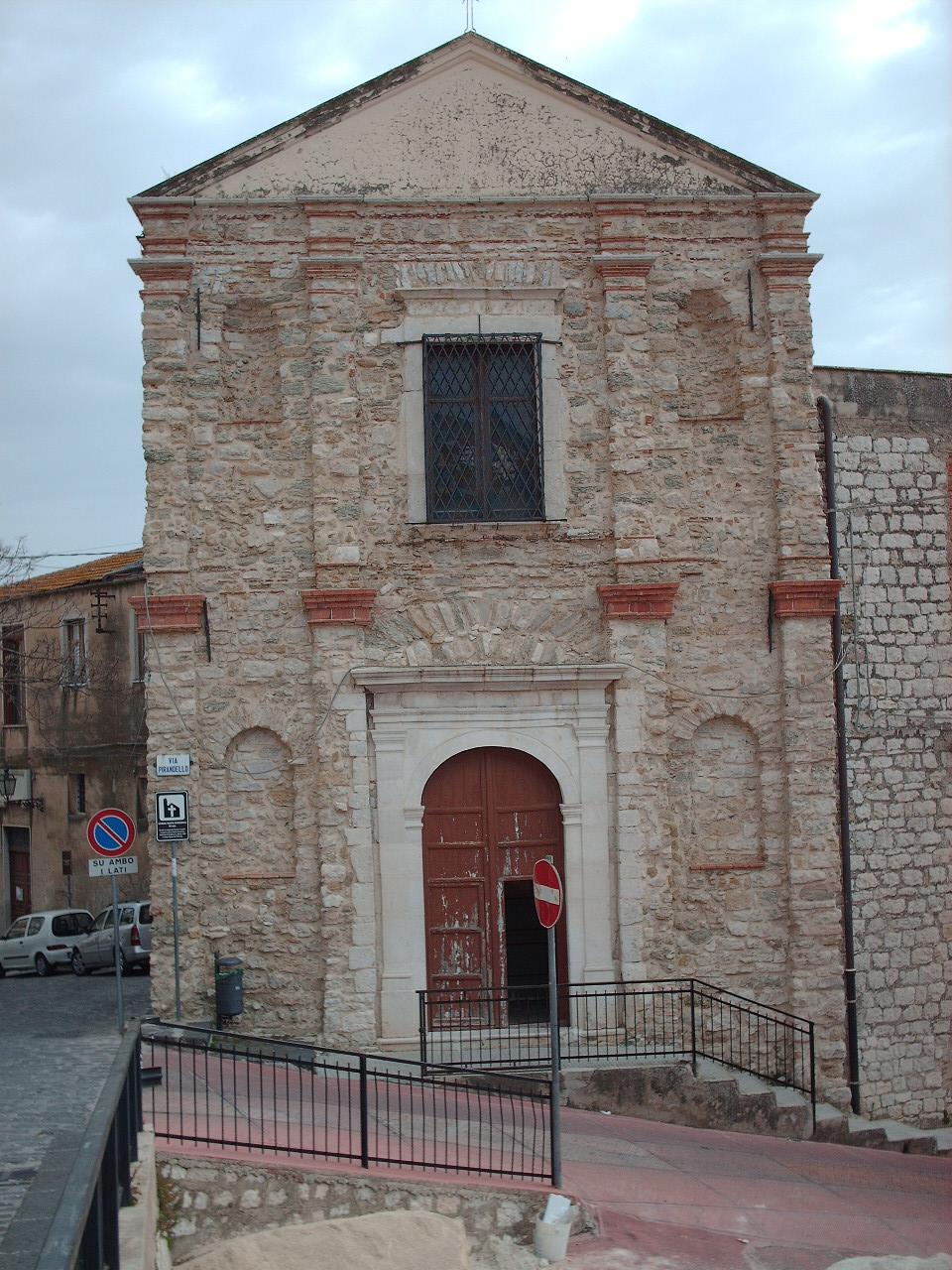 La Chiesa di Santa Domenica