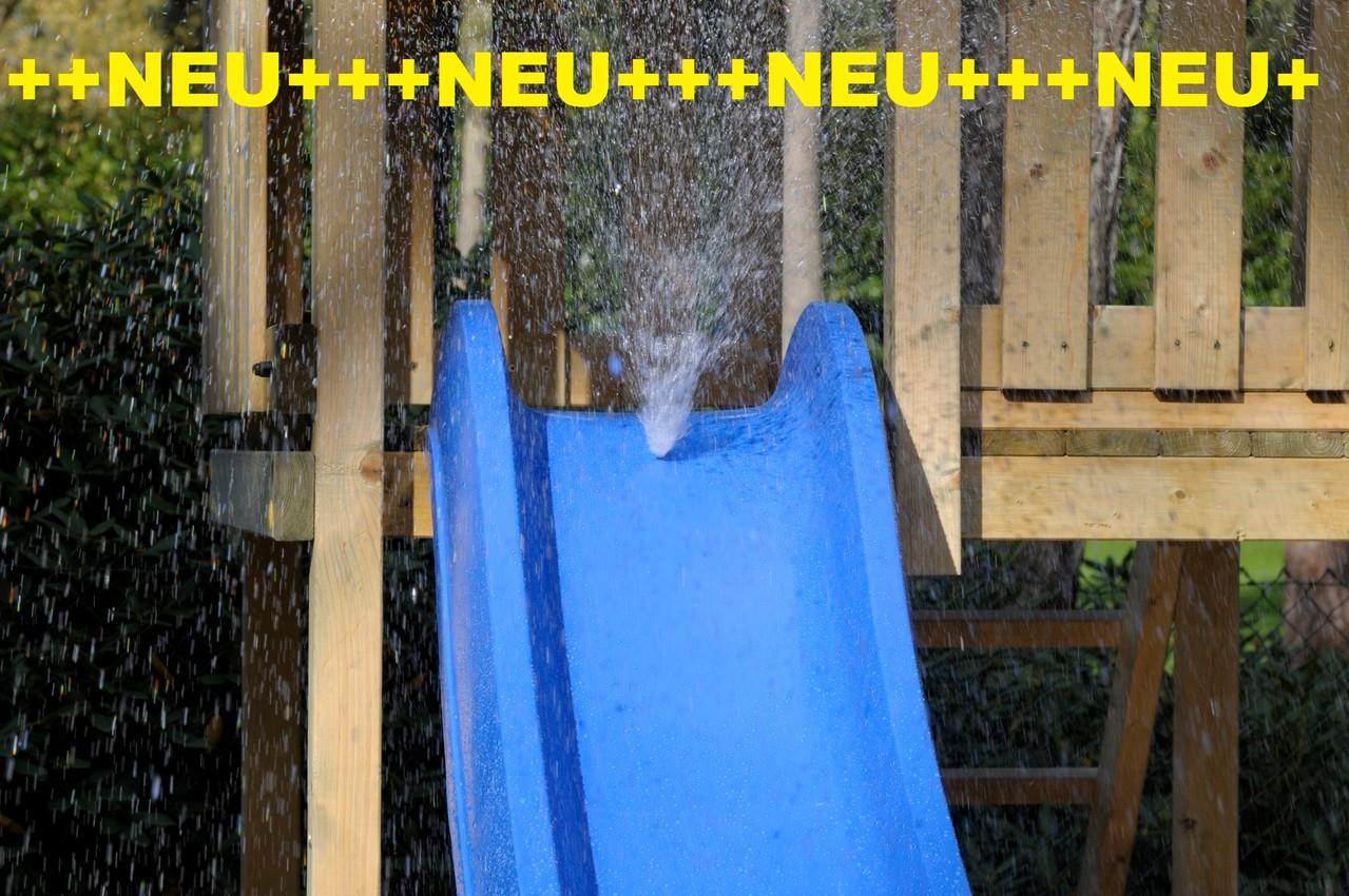 Zubeh r spielt rme und klettert rme ba ner holzbau - Wasserrutsche garten ...