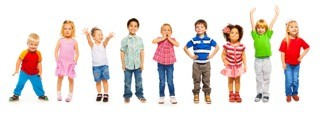 Kinder in KITAS