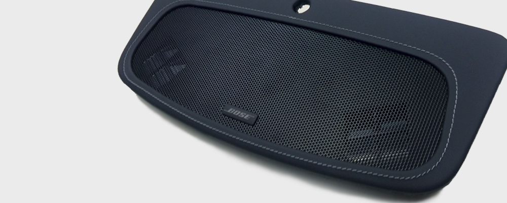 infiniti inst-panel speaker cover