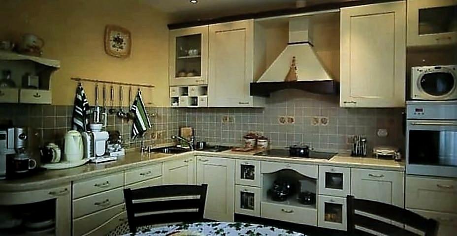 Дизайн интерьера кухни, фотография 2