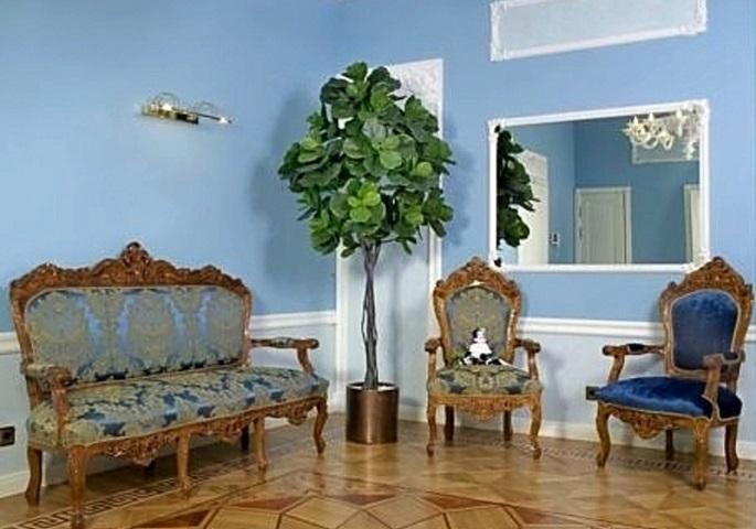 Дизайн интерьера квартиры на наб. Мойки. Холл