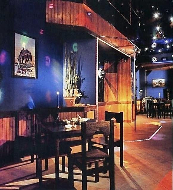 Дизайн интерьера ресторана. Фотография 1