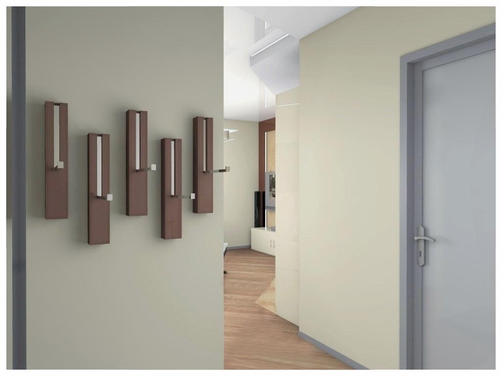 Дизайн интерьеров квартиры-студии 6.