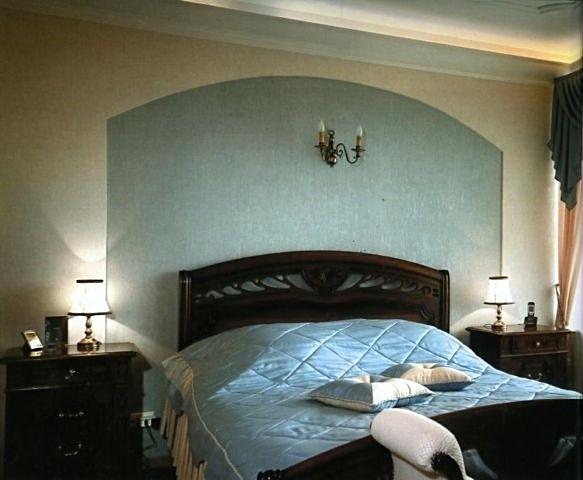 Дизайн интерьера спальни, фотография 1