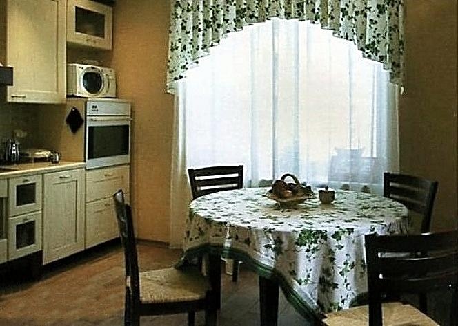 Дизайн интерьера кухни, фотография 1