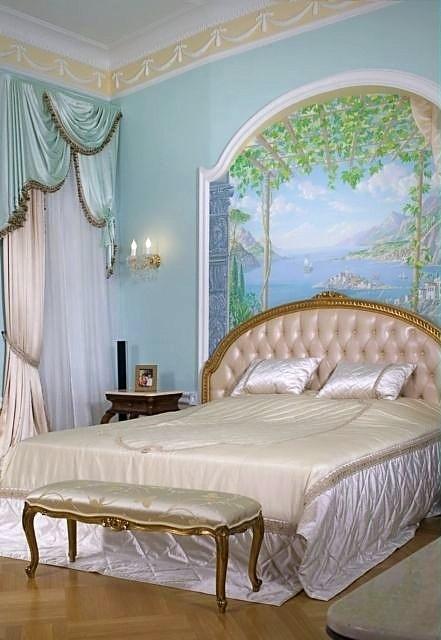 Фотография интерьера спальни