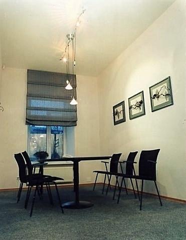 Дизайн интерьера комнаты переговоров. Фотография 2
