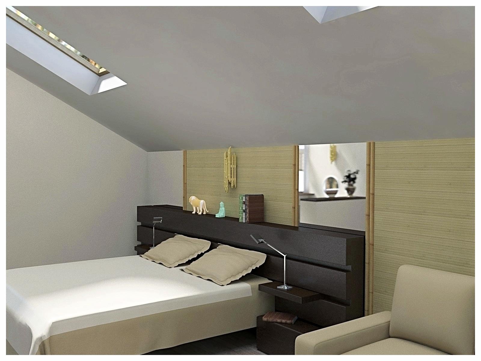 Дизайн интерьеров дома. Спальня 1.