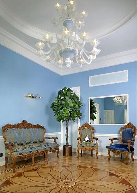Фотография интерьера холла квартиры