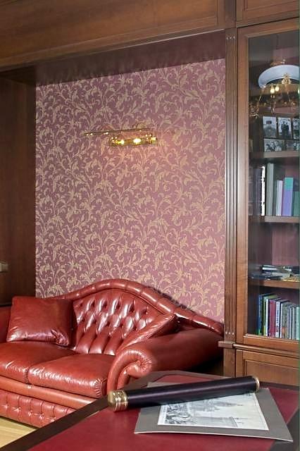 Фотография интерьера кабинета